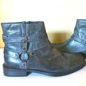 Robert Wayne Nordstrom Dark Gray Chukka Boots 10 M